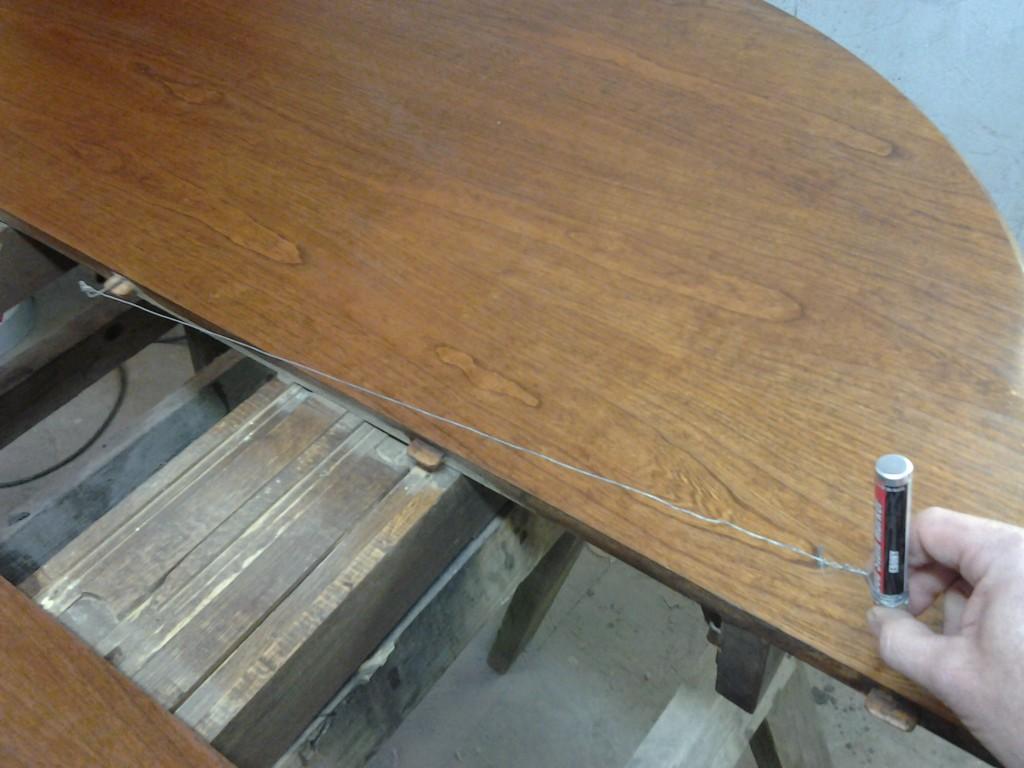 cherry table 8