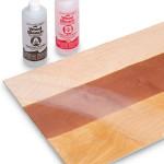 Using Wood Bleach