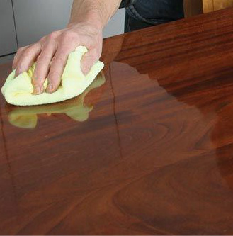Creating A Smooth Finish Starts During The Raw Wood Sanding Process And Continues All Way Through To Final Rubbing Out