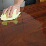 How To Create a smooth finish on Furniture