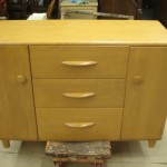 Refinishing and Re-gluing a Heywood Wakefield Buffet : Tutorial
