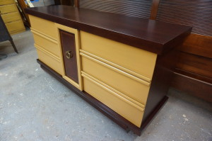 Mid Century Modern Furniture Refinishing