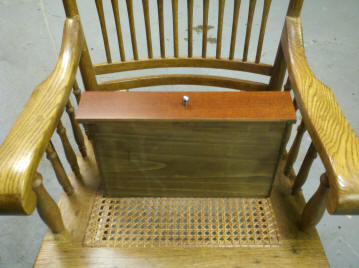Rocking Chair Refinishing