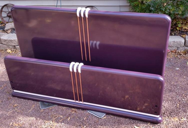 Art Deco Furniture Refinishing