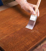 Apply Furniture Finishes - How To