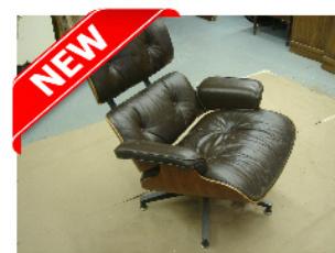 Eames Lounge Chair Repair Tutorial