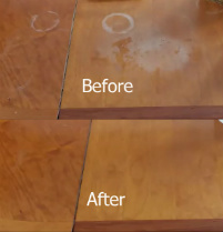 How To Remove Water Stains From Wood Furniture Furniture Refinishing Studio