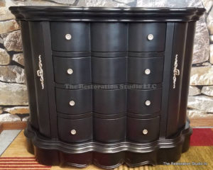Black Refinished Furniture