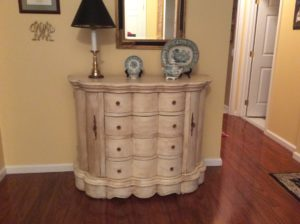 Custom Furniture Finishing