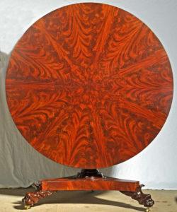 Antique Table Restoration