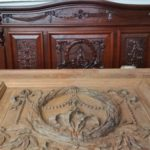 Furniture Sanding Made Easy - Best Way To Sand Carved Wood